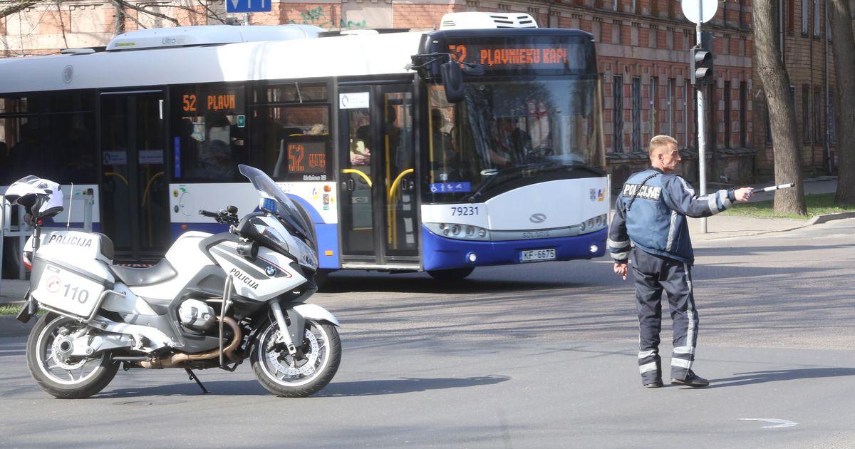 Rīgas svētku laikā gaidāmi būtiski satiksmes ierobežojumi