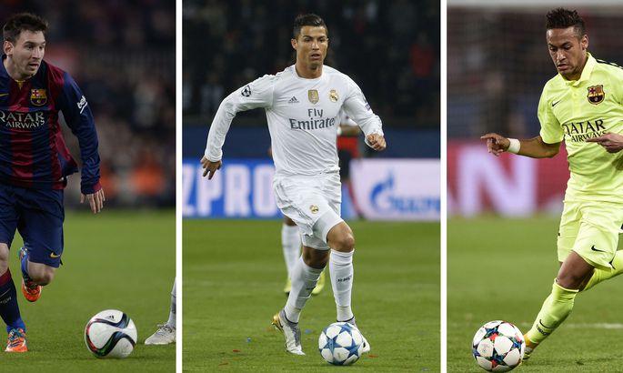 6586a26edf4 FIFA avalikustas aasta parima jalgpalluri auhinna kolm lõplikku ...