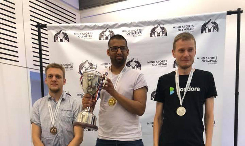 Mõttespordi viievõistluse MMil pälvisid eestlased kaks medalit