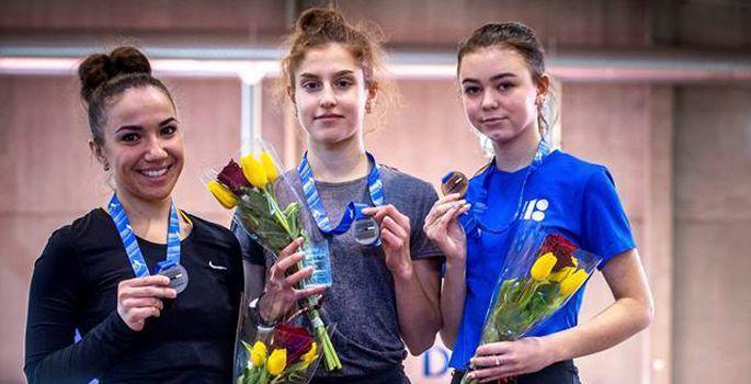b07c0ab3d82 Naiste 3000 meetri käimises kuulus kogu poodium vaid idavirulastele. Uue  Eesti rekordiga võitis meistritiitli Jekaterina Mirotvortseva.