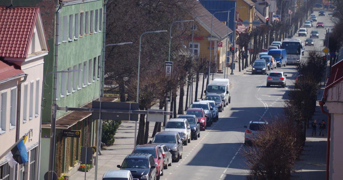 Võru plaanib ehitada parkimismaja