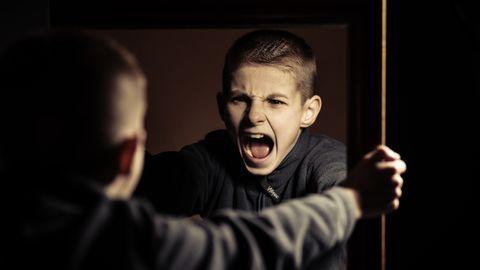 Lapsel vahel esinev agressiivsus võib viidata kohanemisraskustele.