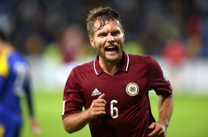 Gabovs: Jebkurā pasaules malā var ievērot Latvijas futbolistu - Futbola Virslīga - Futbols - TVNET Sports