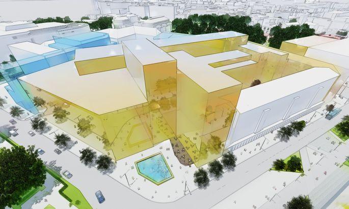 1fd6dcf16ee Kaubamaja ja Solarise vahelise kvartali planeering jõudis järgmisse ...