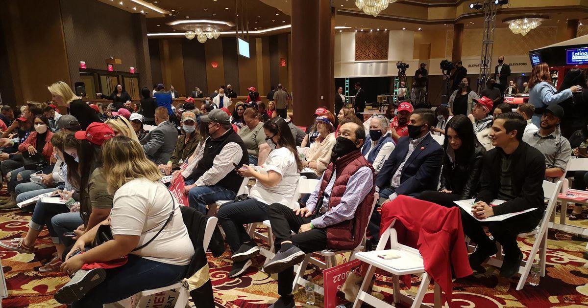Las Vegase: külmavärinad ja süljepiisad Las Vegases