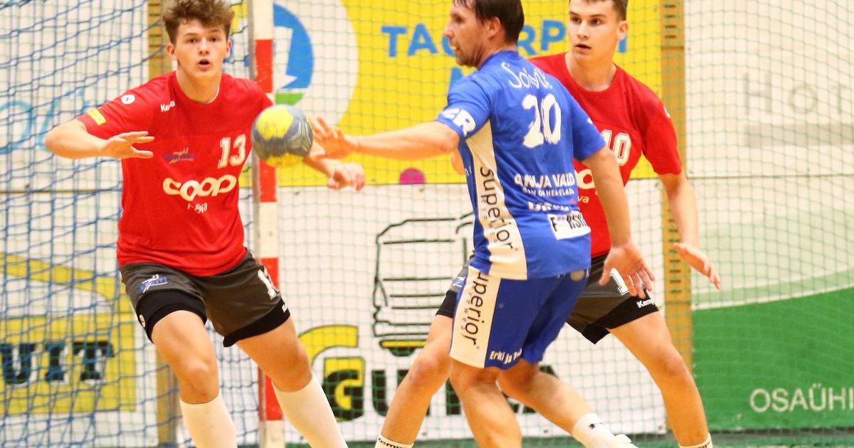 Käsipall: tasavägises esiliigas põrkuvad noorus ja kogemus