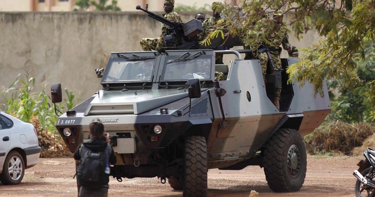 Burkina Fasos sai terrorirünnakus surma vähemalt 12 sõdurit