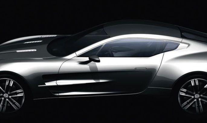 22b95c74580 Aston Martin ehitab maailma kõige kallima superauto - Tarbija