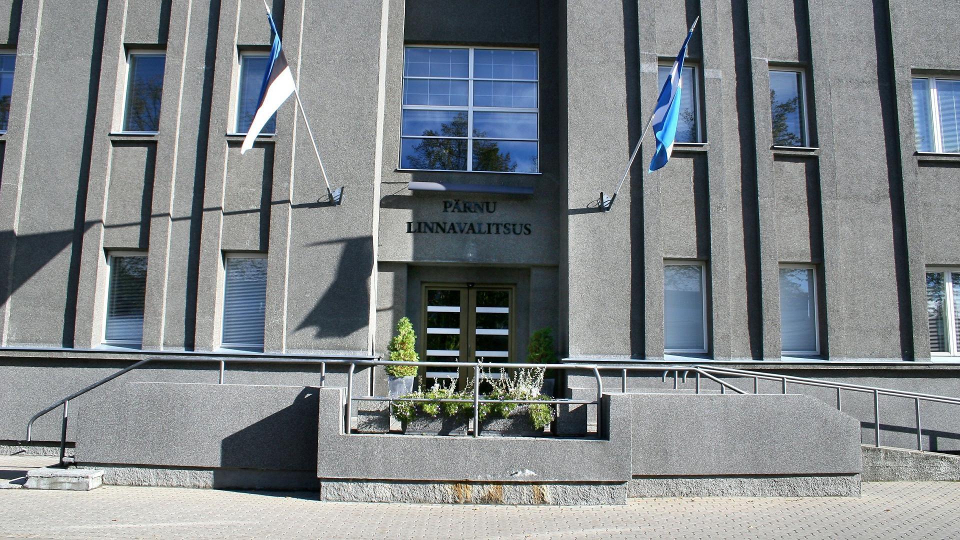 Pärnu soovib omavalitsuste liidust välja astuda