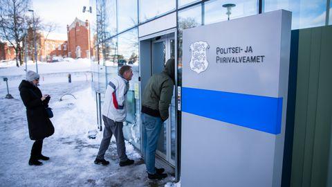 Politsei- ja Piirivalveamet selgitab varjupaigataotlejate olukorda Eestis