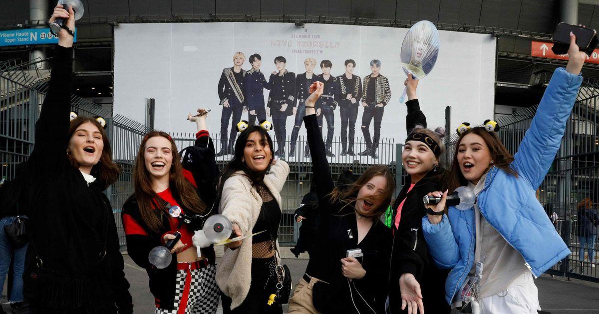 Elu24 Pariisis Korea imebändi kontserdil: nüüd tean, kuidas kõlab 80 000 inimest mulle korraga kõrva karjumas
