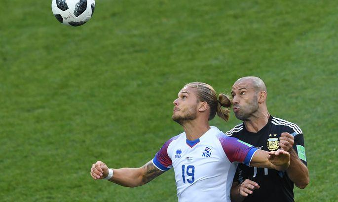 49232cb9e5c Fotod: Instagrami-hitiks kujunenud Islandi jalgpallurit võrreldakse ...