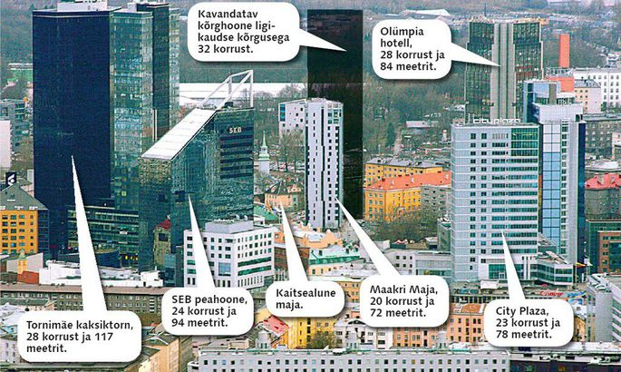 b0caf851fc4 Kaitsealuse maja kõrvale tuleb 32-korruseline kõrghoone - Tallinn ...