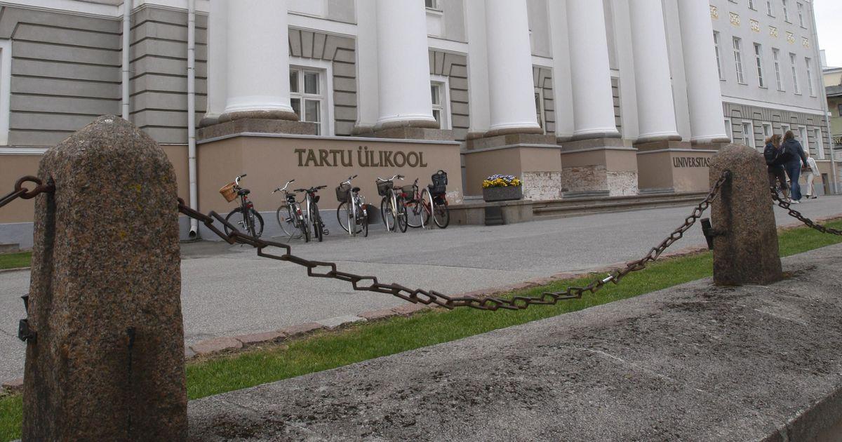 Тартуский университет занял рекордно высокое место в престижном рейтинге