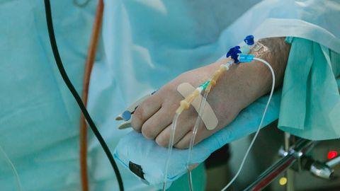 20 patsienti on juhitaval hingamisel.