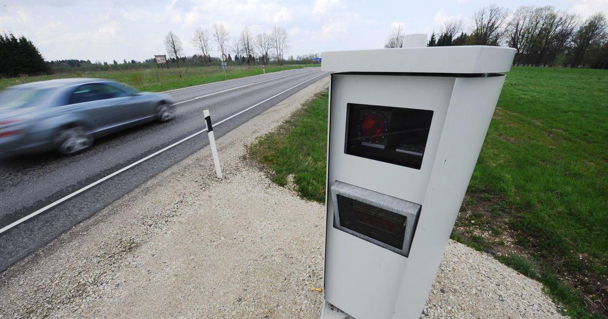 Päide kiiruskaamera on elektrinäljas