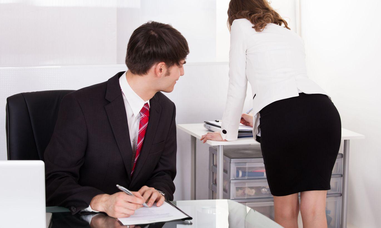 Секс в офисе 18, Порно в офисе. Секс с секретаршей 8 фотография