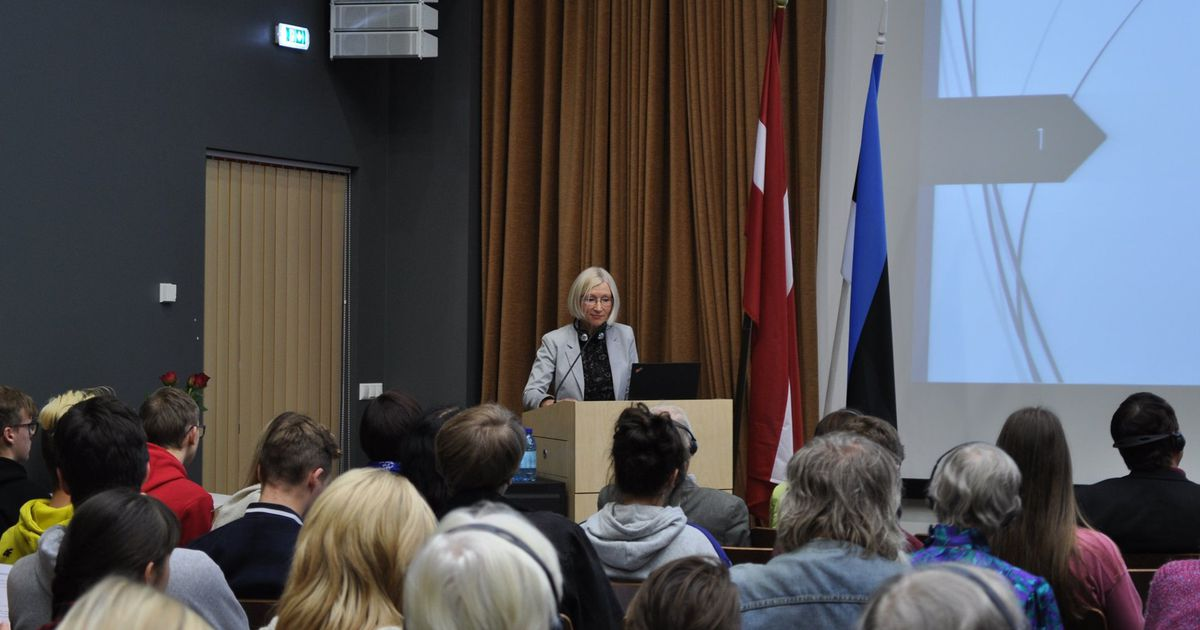Eesti-Läti ajalookonverentsil räägiti raudtee minevikust