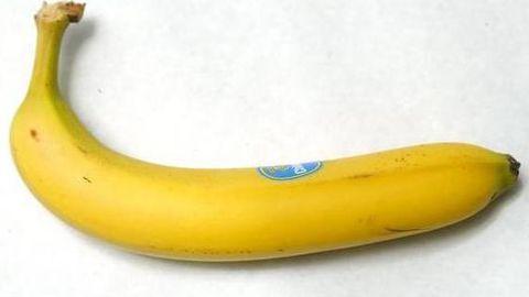 Banaan võib beebidel allergiat põhjustada.