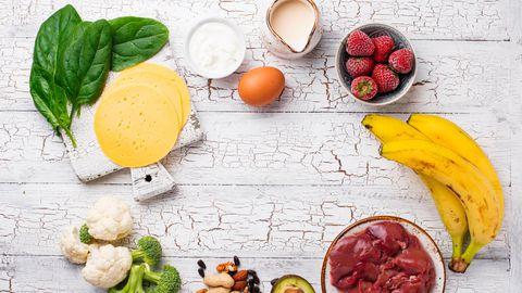 Biotiini leidub väikestes kogustes enamikus igapäevastes toiduainetes.