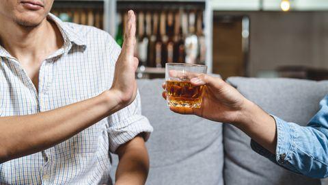 Alkoholi saab asendada alkoholivabade kokteilidega.