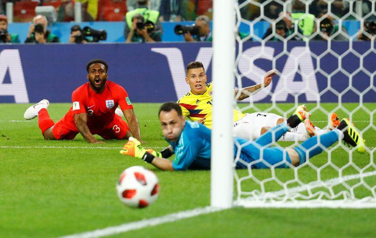 5eb41be9673 Blogi ja galerii: Inglismaa murdis penaltineeduse ja Kolumbia südame ...