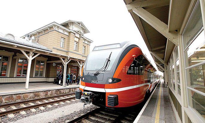 410898935fd Elroni sõiduplaanis haigutab suur auk - Majandus - Tartu Postimees