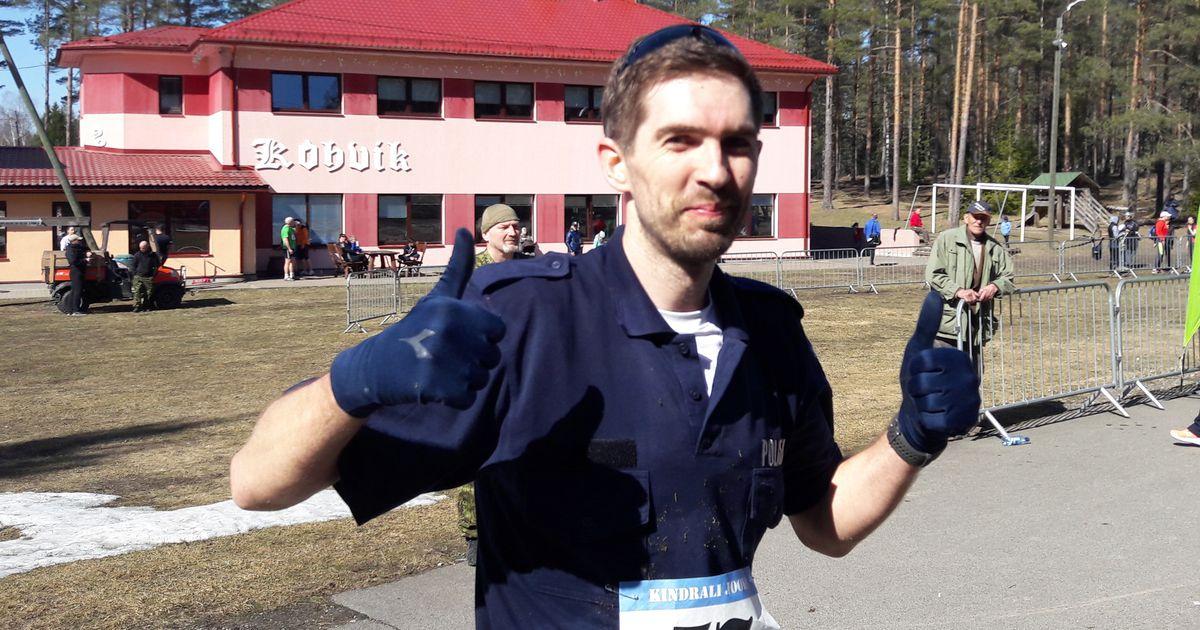 Tõnissoni militaarjooksu parim Steven Rehelem ootas võitu aasta aega