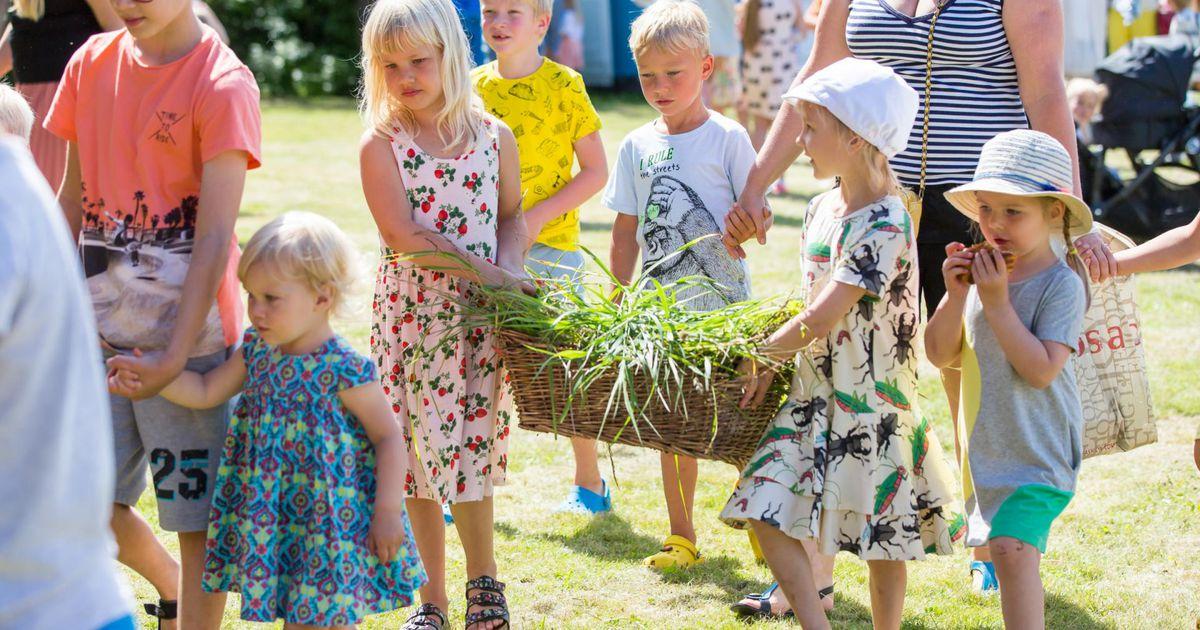 18a35fd81a6 rõõmsate laste festival - Pärnu Postimees