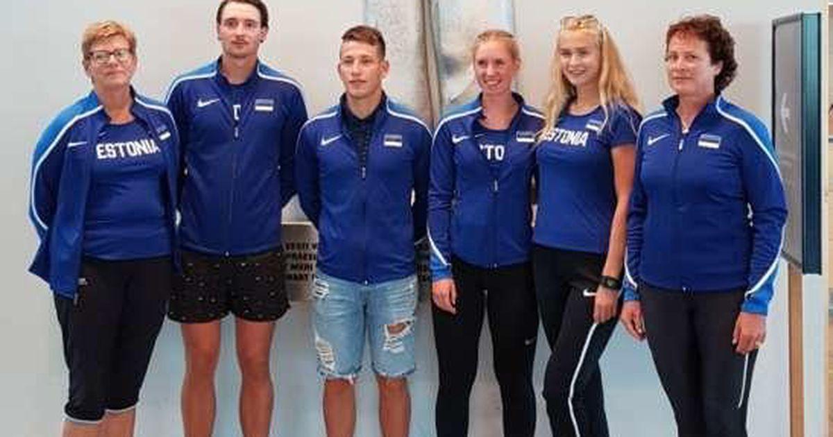U23 MM: Eesti sõudekoondis on stardiks valmis