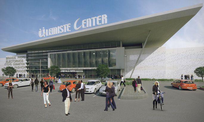 105cbdd3a99 Ülemiste Keskuse uue osa ehitus algab suvel - Tallinn - Postimees ...