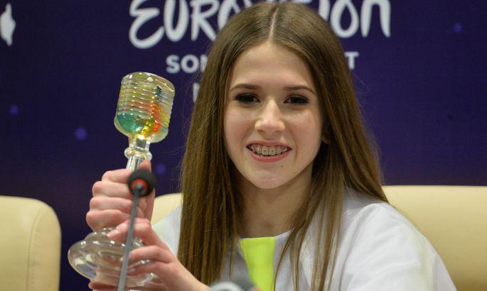 2b74596132c Noorte Eurovisioonil viis esikoha koju Poola lauljatar. Elu24.ee. 6. 26.  november 2018, 16:30. Noorte Eurovisiooni võitis 13-aastane poolakas Roxana  Vengel