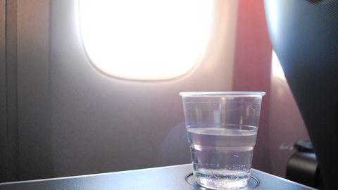 Lennukipardal tasuks eelistada pudelivett.