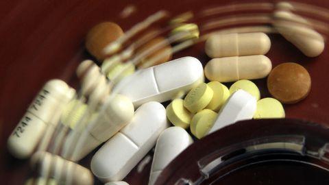 Ravimid. Pilt on illustratiivne.