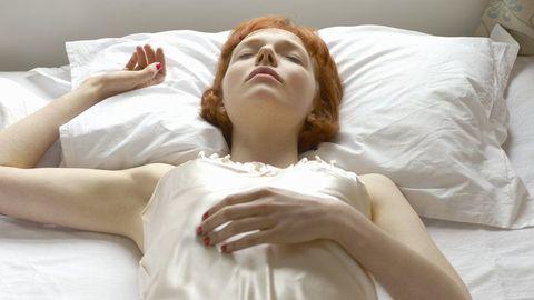 Selili magamine