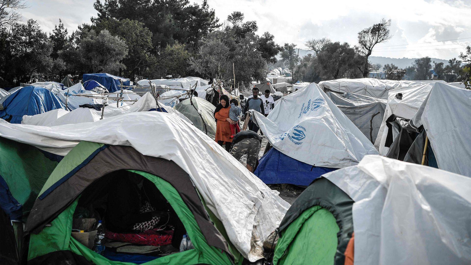 Prantsusmaa võtab Kreekalt vastu 400 varjupaigataotlejat