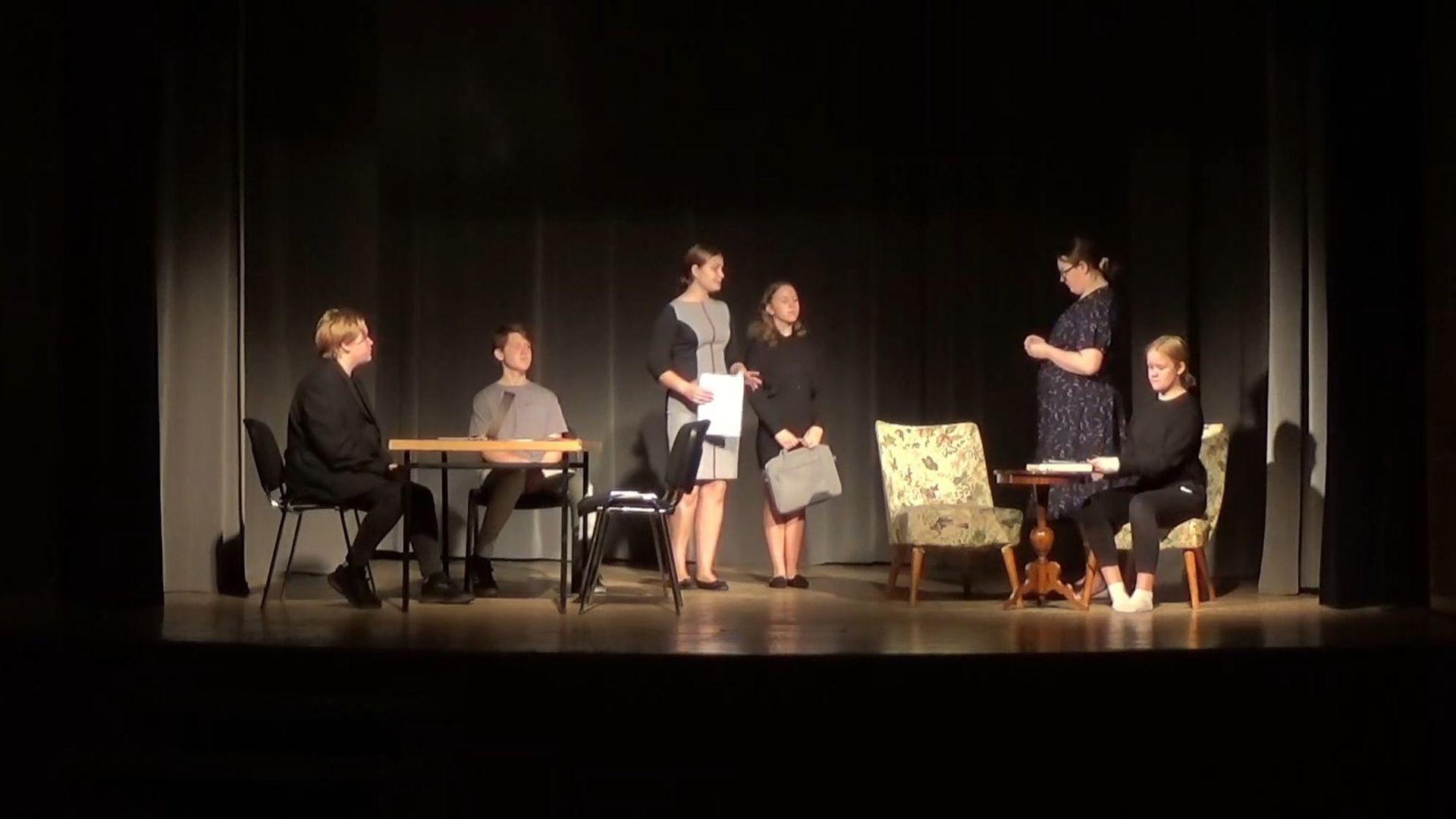 Põhikoolide teatrifestival käib seekord veebis: