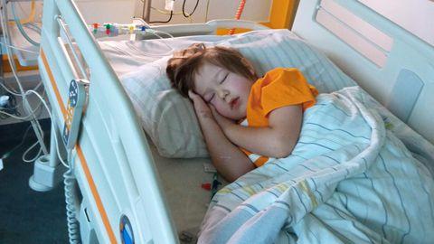 Lapsel diagnoositi lisaks pankreatiit ehk kõhunäärmepõletik, kuid praeguseks on tema seisund stabiilne.
