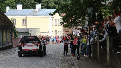 Kompromissi ei leitud – Rally Estonia jääb sel aastal ära