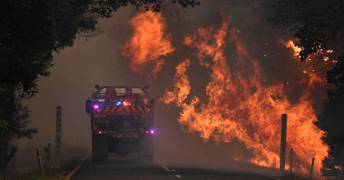 Tänak toetas põlengutega võitlevaid tuletõrjujaid