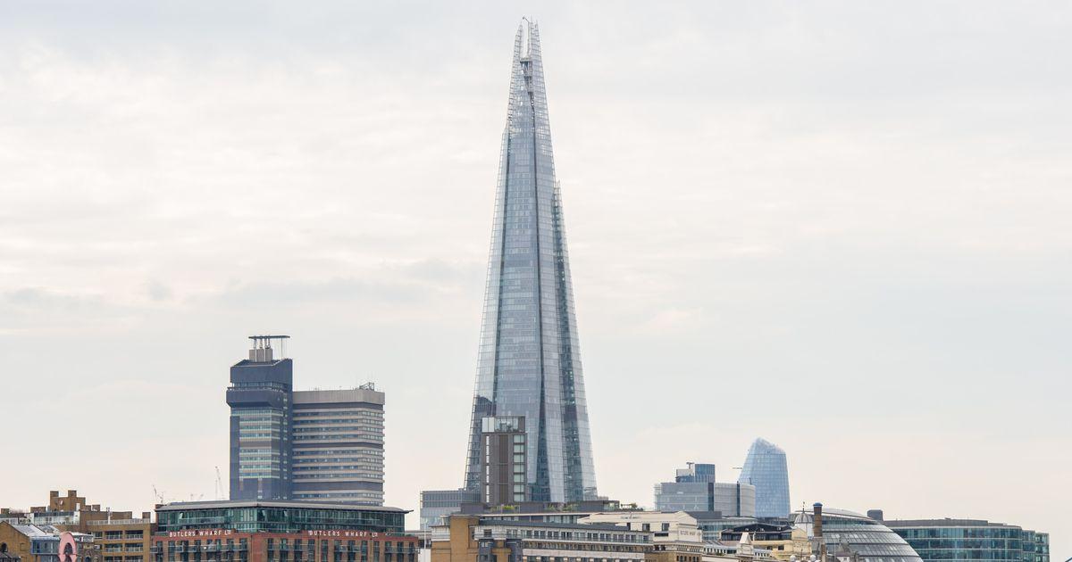 Londoni politsei oli hädas pilvelõhkujal ilma turvavarustuseta roninud uljaspeaga