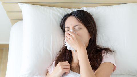 Tuberkuloosile võib viidata nädalaid kestev köha.