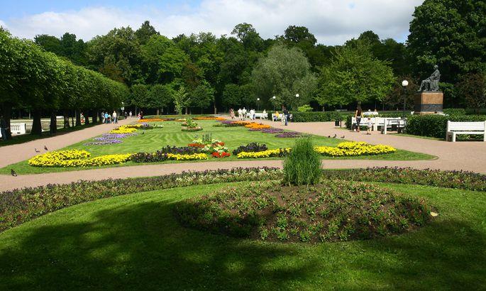 9a2e384917b Kadrioru park hakkab sünnipäeva pidama - Tallinn - Postimees ...