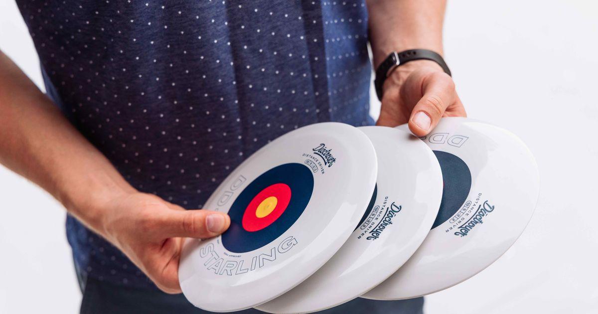 Müügile tulid esimesed eestimaised discgolf'i kettad