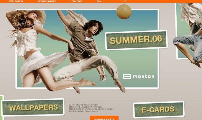 00851c52cab FOTO: www.montonfashion.com. Leo Express võitis Angeles'is toimunud  veebilehtede konkursil W3 Awards 2 kulda ...
