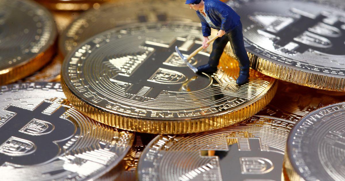 Keegi liigutas korraga miljardi dollari jagu bitcoin'e