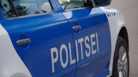 Võru politsei sai teate nii vargusest kui löömisest