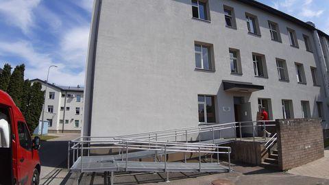 Nakkusosakonna ambulatoorne vastuvõtt hakkab toimuma G-korpuse I korrusel, aadressil Ilmajaama 14. Eraldi sissepääs on Ilmajaama tänava poolt haigla peasissepääsust paremal.