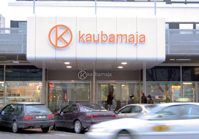 9091ab7e0fd Tallinna Kaubamaja kasum vähenes 80 protsenti - Majandus