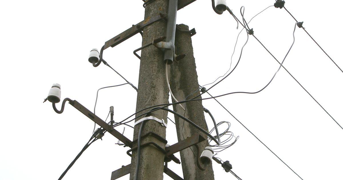 Keskpingeliini rike jättis osa Hiiumaa elanikest elektrita